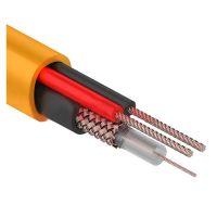 КВК-В-2 нг(А)-HF+ 2*0.50 мм?, кабель для видеонаблюдения