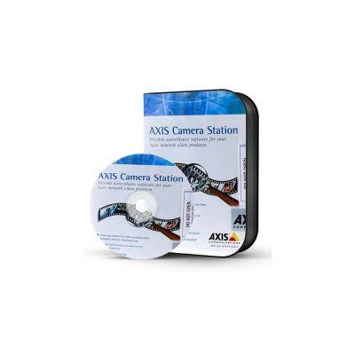 Axis MPEG-4 +ACC Decoder 50-user license, программное обеспечение