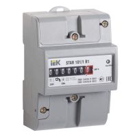 CCE-1R1-1-01-2, счетчик электрической энергии однофазный STAR 101/1 R1-5(60)М Ш2