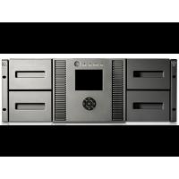 Ленточная библиотека HP MSL4048 0-Drive Tape Library, AK381A