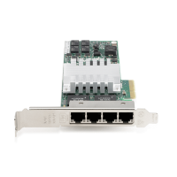 Адаптер HP NC364T PCI Express Quad Port, 435508-B21