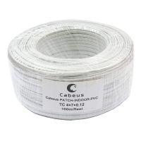 12-PATCH-INDOOR-PVC, кабель телефонный