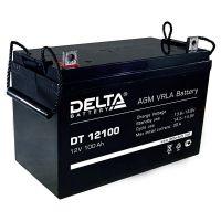 Delta DT 12100, свинцово-кислотный аккумулятор