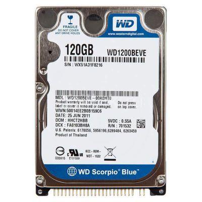 WD1200BEVE, жесткий диск