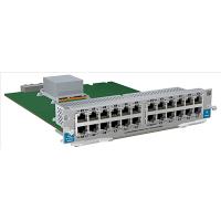 Интерфейсный модуль HP 24-port Gig-T v2 zl, J9550A