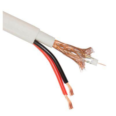 KBK-B-1.5 + 2*0.35, кабель для видеонаблюдения