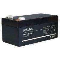 Delta DT 12032, свинцово-кислотный аккумулятор