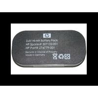 Батарея контроллера HP 500 mAh battery pack 3.6V Ni-MH 307132-001, 274779-001