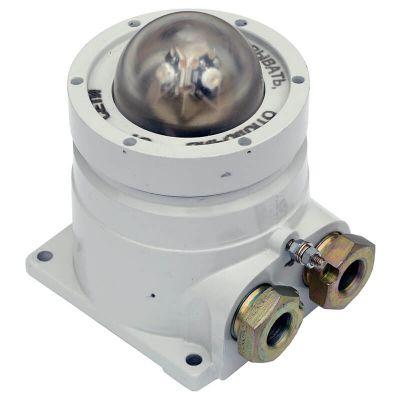 ExОППС-1В-ПМ-А-М(20х1,5)-1-Ж, оповещатель пожарный световой взрывозащищённый