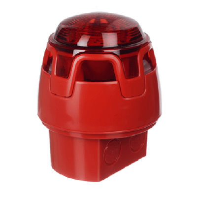 CWSS-RB-W7, оповещатель пожарный свето-звуковой