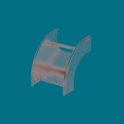 ДКС / DKC 36807, угол CD 90 вертикальный внешний 90° 500/80