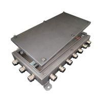 КМ IP66-2040 нерж, коробка монтажная 20 вводов