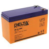 Delta HR12-28W, свинцово-кислотный аккумулятор