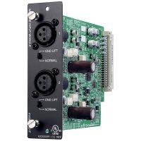 D-921F, модуль микрофонных/линейных входов