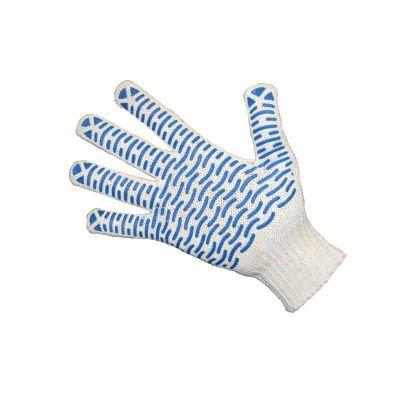 Перчатки ХБ с нанесением ПВХ, перчатки