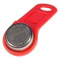 DS-1990F5 (красный), ключ электронный TouchMemory