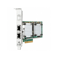 Адаптер HP 530T, 2x10Gb, PCIe(2.0), Broadcom, Gen8, 656596-B21