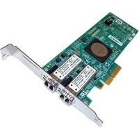 Адаптер HP Emulex LPE11002 PCI-E FC2242SR 4Гб DUAL Port Fibre Channel, A8003A