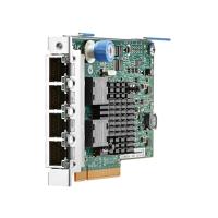 Адаптер HPE Ethernet 1Gb 4-port 366FLR Adapter, 665240-B21