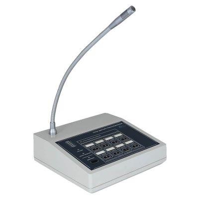 AL-C8, микрофонный пульт диктора