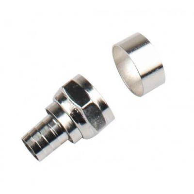 APFC12-RG6U(100), F-штекер