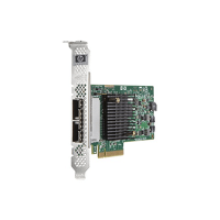 Адаптер HPE H221 PCIe 3.0 SAS Host Bus Adapter, 729552-B21