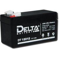 Delta DT 12012, аккумулятор герметичный