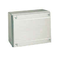 DKC / ДКС 53810, коробка ответвительная с гладкими стенками, IP56, 100х100х50мм