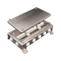 КМ-О (28к)-IP54 1530 нерж, коробка монтажная огнестойкая 14 вводов