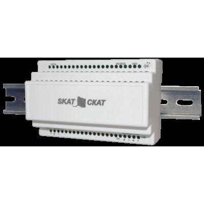SKAT - 24-2,0-DIN, источник вторичного электропитания резервированный