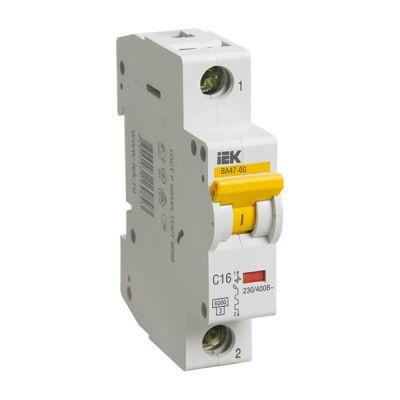 ВА47-60 1Р 2А 6 кА (MVA41-1-002-C), автотический выключатель