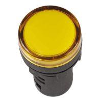 BLS10-ADDS-012-K05, лампа AD22DS(LED) желтая
