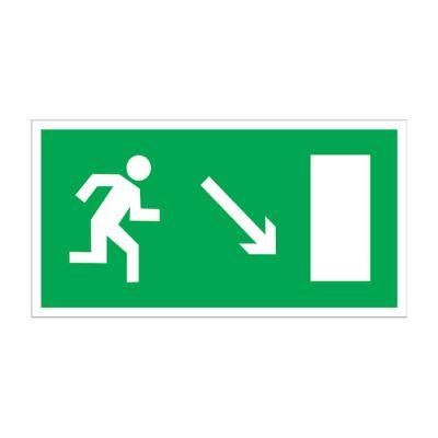 """Молния-220 """"Человек вправо стрелка вниз в дверь"""", световое табло"""