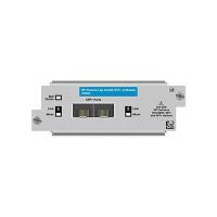 Интерфейсный модуль HPE 5800 2-port 10GbE SFP+, JC092B