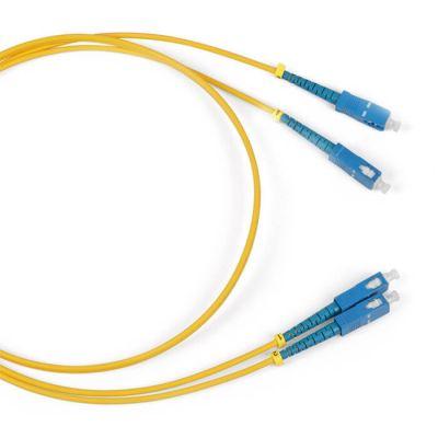 Hyperline FC-9-FC-LC-UPC-5M, патч-корд волоконно-оптический
