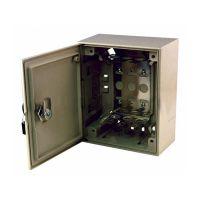 04-0131, коробка монтажная под 3 плинта с замком