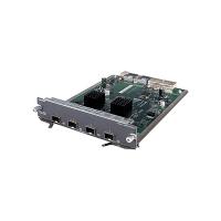 Интерфейсный модуль HP 5800 4-port 10GbE SFP+, JC091A