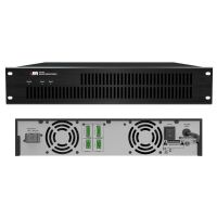 LPA-EVA-2500, 2-канальный усилитель мощности