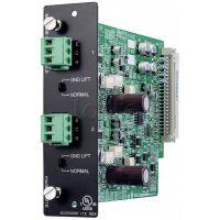 D-921E, модуль микрофонных/линейных входов