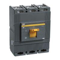 SVA50-3-0500, силовой автоматический выключатель