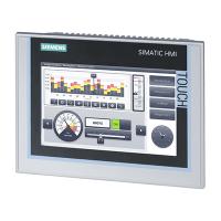 Панель оператора сенсорное управление TP700 COMFORT SIMATIC 6AV2124-0GC01-0AX0