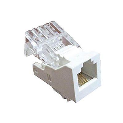 Ecoplast 87312, RJ-12 модуль информационной розетки 110/Krone