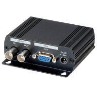 AD001H2, конвертер аналогового видеосигнала в VGA-сигнал