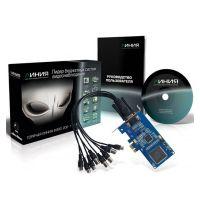 Линия AHD 4х25 Hybrid IP, плата видеозахвата гибридная