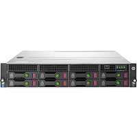 Сервер HP ProLaint HP DL80 Gen9, 1(up2)x E5-2609v4 8C 1.7GHz, 1x8GB-R DDR4-2400T, 833869-B21