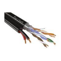 ParLan complex F/UTP4 Cat5e PVC/PEtr 2*0.75, кабель комбинированный