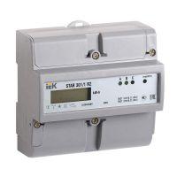 CCE-3R1-1-02-1, счетчик электрической энергии трехфазный STAR 301/1 R2-10(100)Э