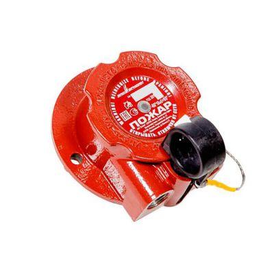 ИП 535-07е (компл. 02), извещатель пожарный ручной взрывозащищенный