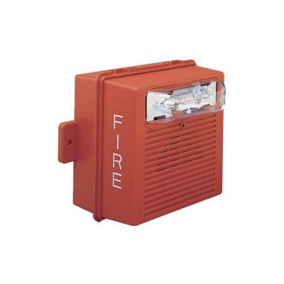 ASWP-2475W-FR, оповещатель пожарный комбинированный