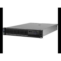 Сервер x3650 M5, Xeon 8C E5-2620 v4 85W 2.1GHz/2133MHz/20MB, 1x16GB, 8871C2G
